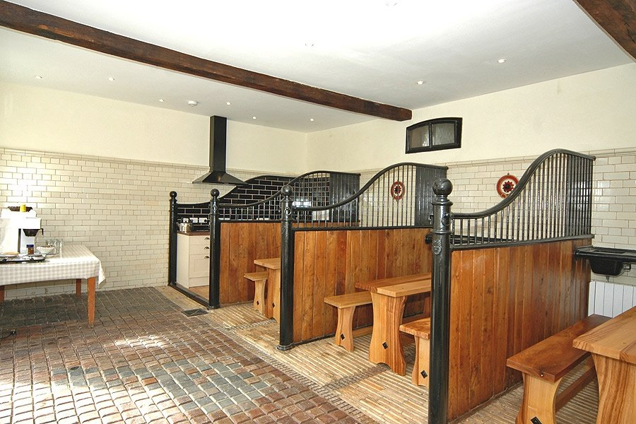 Stables Breakfast Room